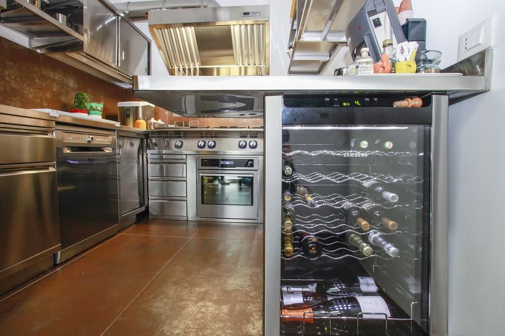 Cucina Professionale Electrolux In Casa Idea Grandimpianti